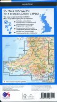 South & Mid Wales - OS Tour Map